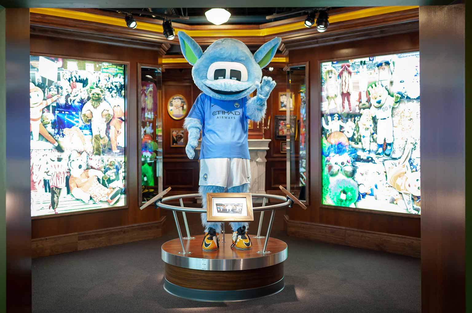 Mascot Hall Fame Interactive Children's Museum